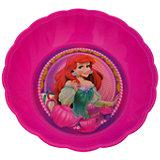 """Глубокая тарелка """"Праздник"""" (диаметр 18 см), Принцессы Дисней"""