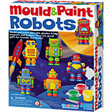 Kreativset Robotermagnete