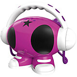 MP3-Player Karaoke Roboter 1GB , pink