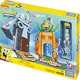 Mega Bloks SpongeBob Schwammkopf - Böse Nachbarn Set