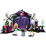 Mega Bloks Monster High - Friedhofstreff Set