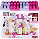 """Игровой набор  """"Уютный домик"""" MEGA BLOKS First Builders"""