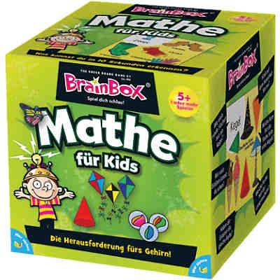 Brain Box - Mathe für Kids