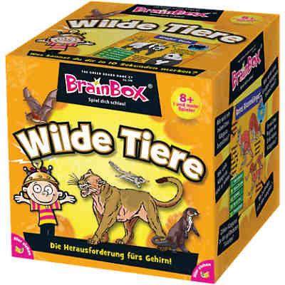 Brain Box - Wilde Tiere