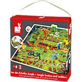 Jungle Snake Bodenspiel