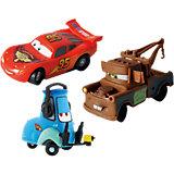 BULLYLAND Comicwelt - Cars Set 3-tlg.