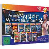 PC Das große Mystery Wimmelbild-Paket 4