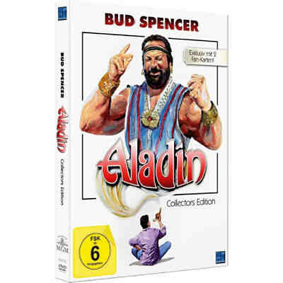 DVD Aladin - Limited Edition