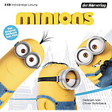 Minions: Das Original-Hörbuch zum Film, 2 Audio-CDs
