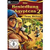 PC Die Besiedlung Ägyptens 2 - Neue Welten