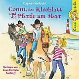 Conni & Co.: Conni, das Kleeblatt und die Pferde am Meer, 2 Audio-CDs