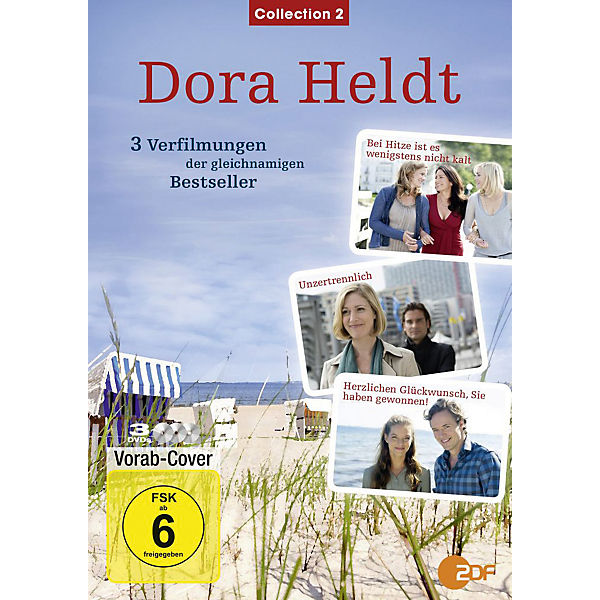 DVD Dora Heldt: Collection 2