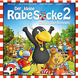 CD Der kleine Rabe Socke 2: Das große Rennen