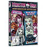 DVD Monster High - Monstercooler Doppelpack