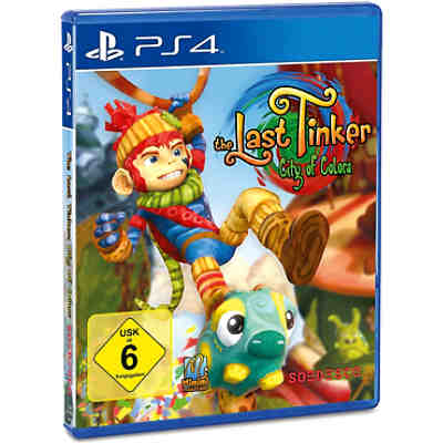 PS4 The Last Tinker - City of Colors