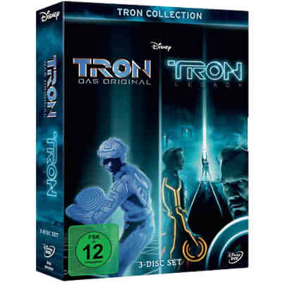 DVD TRON Collection