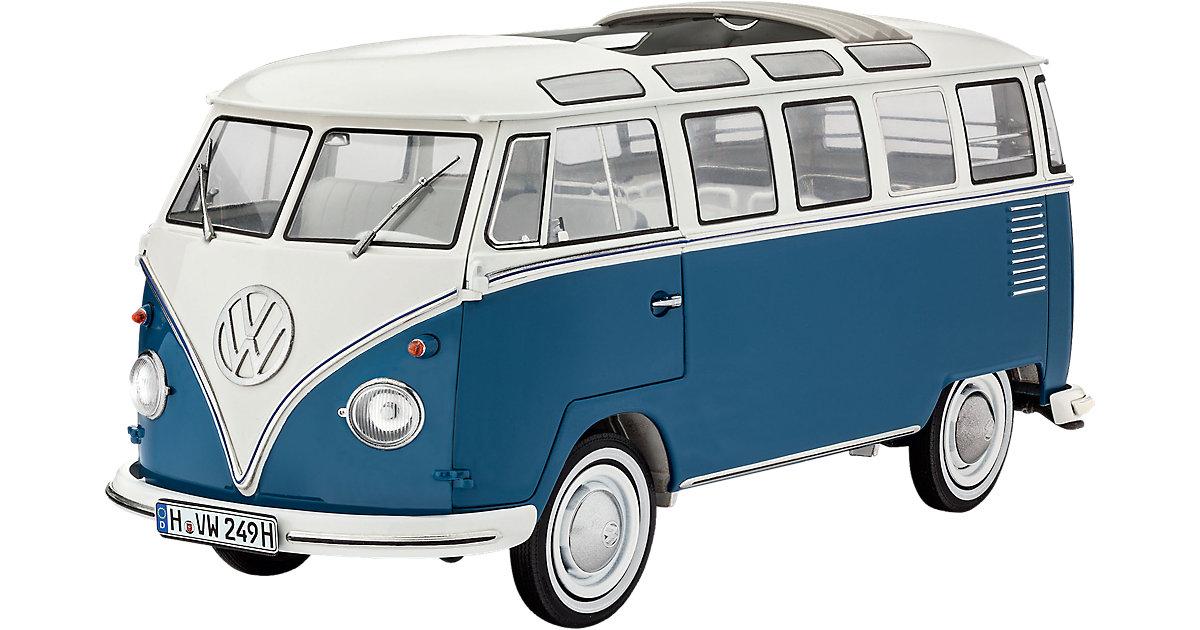 Modellbausatz - VW Typ 2 T1 Samba Bus
