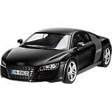Автомобиль Audi R8, черный