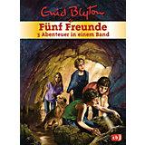 Fünf Freunde: 3 Abenteuer in einem Band
