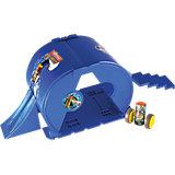 NITRO GRINDERS - STARTER RAMP PACK - TSUNAMI INVERTED PIPE - BLUE