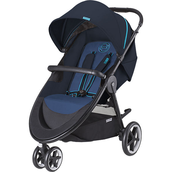 Shopper Agis M-Air 3, Gold-Line, True Blue, 2016