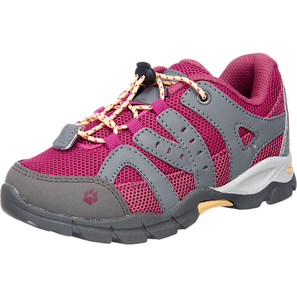 JACK WOLFSKIN Kinder Outdoorschuhe VOLCANO LOW