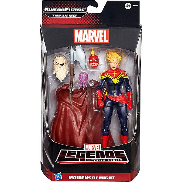 "Коллекционная фигурка Марвел ""Эра Альтрона"" - Капитан Марвел, 15 см, Marvel Heroes"