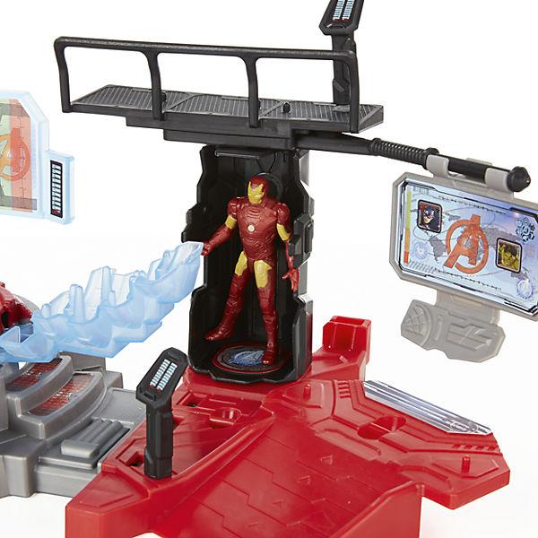 Защитная башня капитана Америки, Мстители, Marvel Heroes