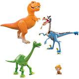 "Набор ""4 фигурки"", Хороший Динозавр"