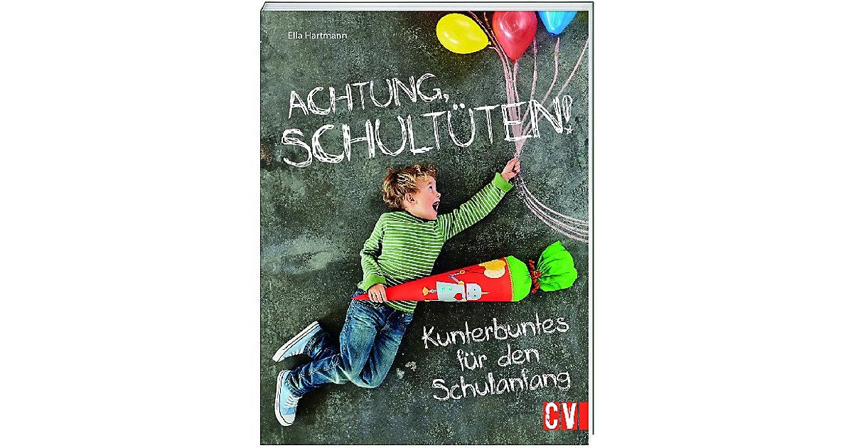 Buch - Achtung, Schultüten!
