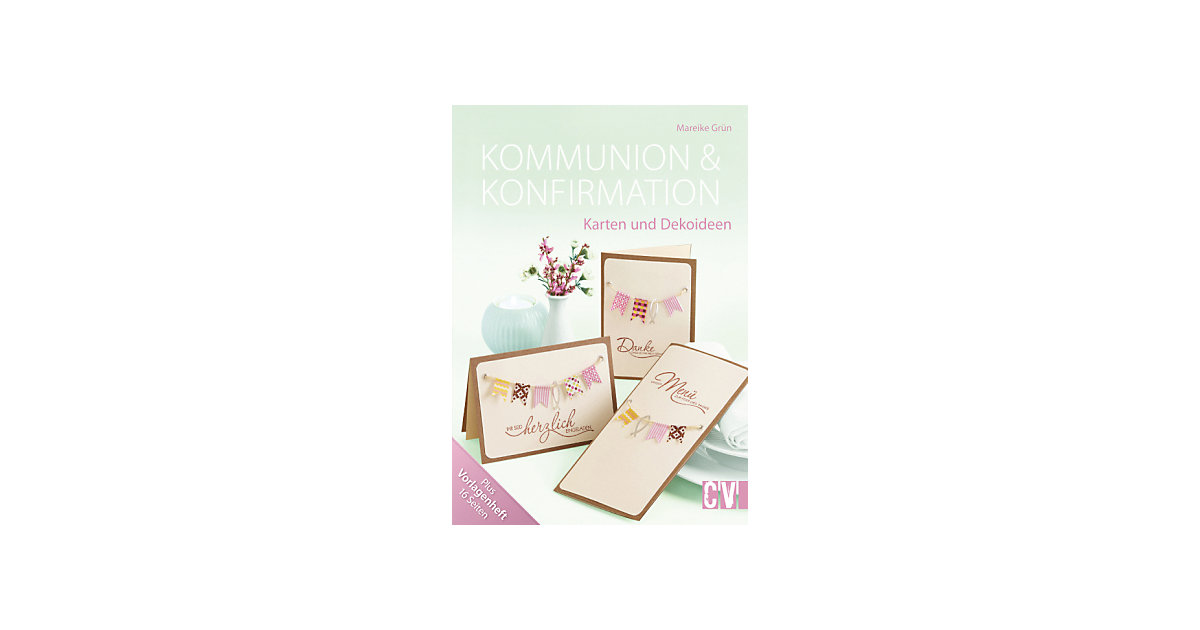 Buch - Kommunion & Konfirmation