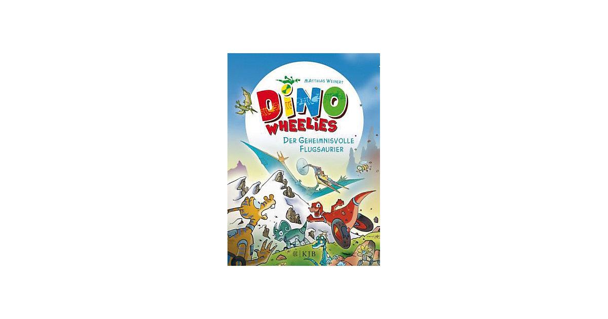 Buch - Dino Wheelies: Der geheimnisvolle Flugsaurier
