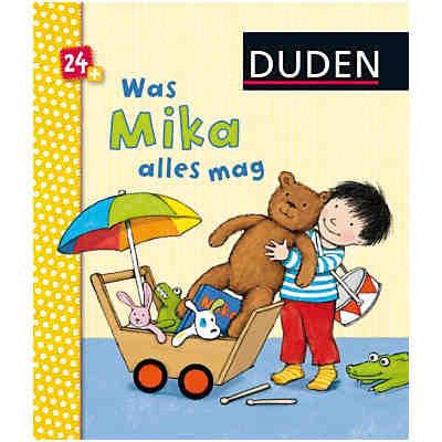 Duden: Was Mika alles mag!