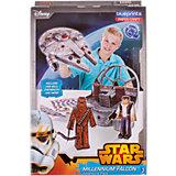 Kreativset Papier Millenniumfalke Star Wars