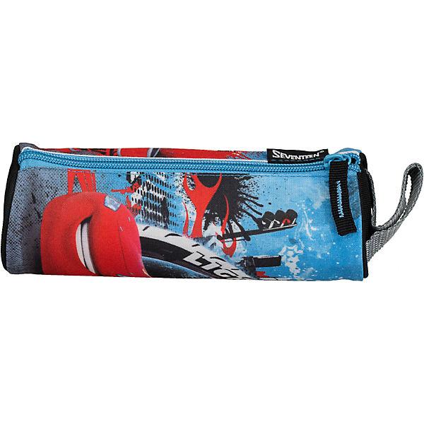 Школьный набор Тачки (Эргономичный ранец, мешок для обуви, пенал, фартук, кошелек)