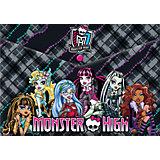 """Папка-конверт А4 """"Monster High"""" с застежкой"""
