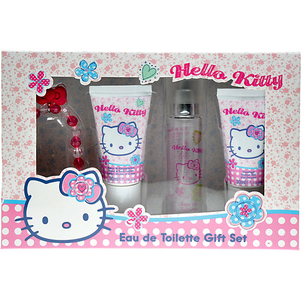 Geschenkset Beauty, Hello Kitty