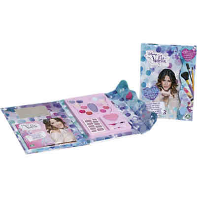 Disney Violetta Make-up Tagebuch