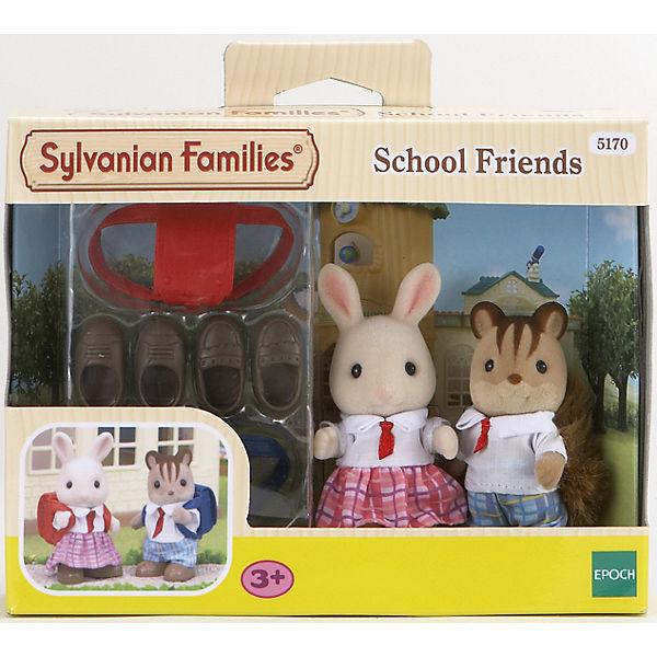"""Набор """"Школьные друзья"""", Sylvanian Families"""