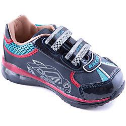 Кроссовки для мальчика со светодиодами GEOX
