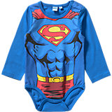 SUPERMAN Baby Body für Jungen