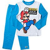 SUPER MARIO Schlafanzug für Jungen