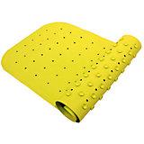 Антискользящий коврик для ванны 34,5х76 см, салатовый