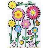 """Декоративные наклейки """"Цветы"""""""