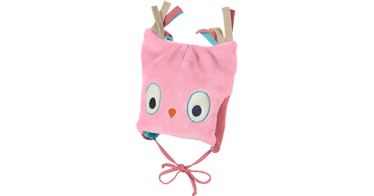 Baby Mütze rosa Gr. 43 Mädchen Baby