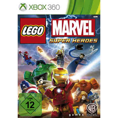 XB360 Lego Marvel Super Heroes