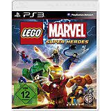 PS3 Lego Marvel Super Heroes - Essentials-Version