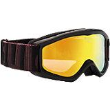 Skibrille Carat MM black