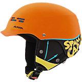 Skihelm Spam Cap Jr. crazy-orange matt