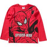 SPIDER-MAN Langarmshirt für Jungen